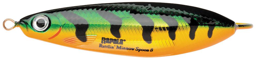 Незацепляйка RAPALA Minnow Spoon 10 /FLP