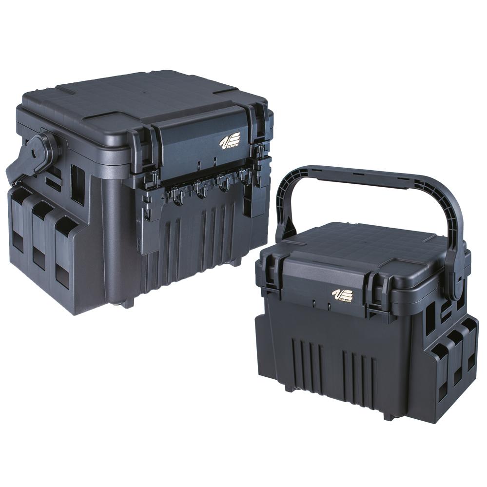 Ящик рыболовный Meiho Versus VS-7080 Black 375×293×275