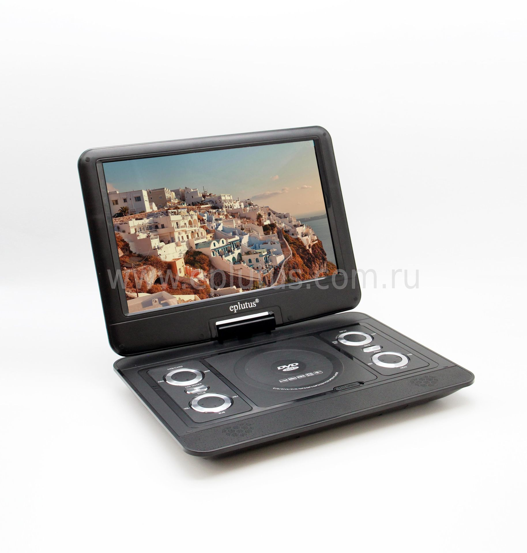 Eplutus EP-1330T автомобильный dvd плеер lg 2 din mazda 5 dvd gps tv 3g wifi bt usb sd 8