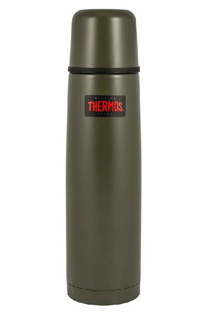 Термос классический Thermos FBB 1000AG, 1 л (цвет - зелёный)