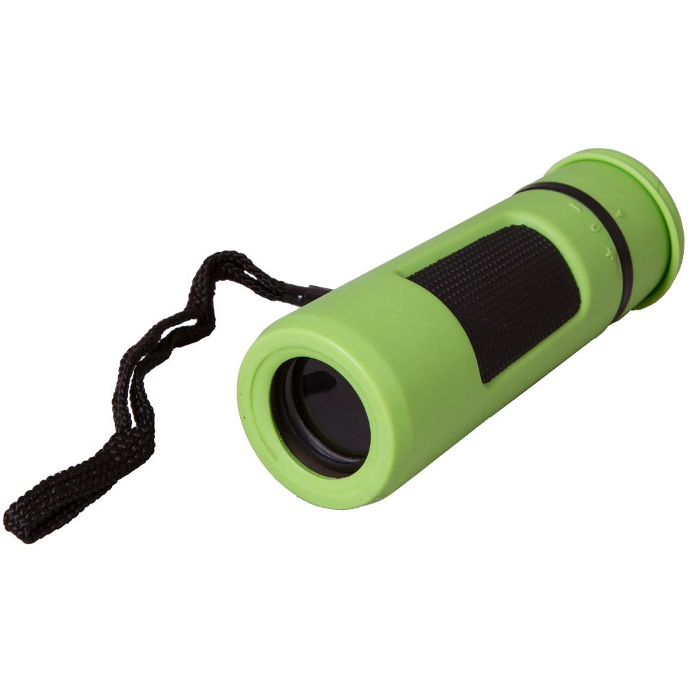 Монокуляр Bresser Topas 10x25 Green (+ Автомобильные коврики для впитывания влаги в подарок!)