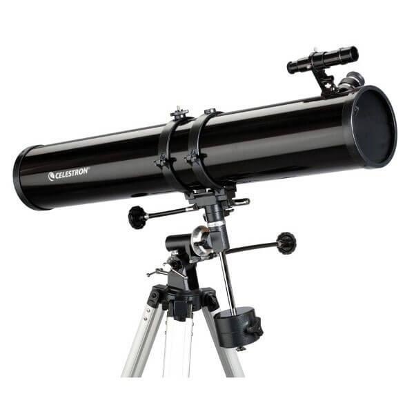 Фото - Телескоп Celestron PowerSeeker 114 EQ (+ Книга «Космос. Непустая пустота» в подарок!) телескоп celestron powerseeker 80 eq салфетки из микрофибры в подарок