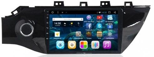 Штатная автомагнитола VOMI VM6101-T8 для Kia Rio 2017+ на Android 8.1
