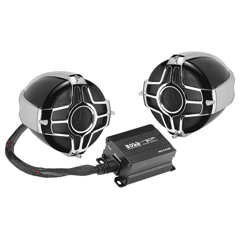 Фото - Акустическая система Boss Audio MC440B (+ Автомобильные коврики в подарок!) штатная акустическая система rockford fosgate на brp x3 stage2 салфетки из микрофибры для любых задач в подарок