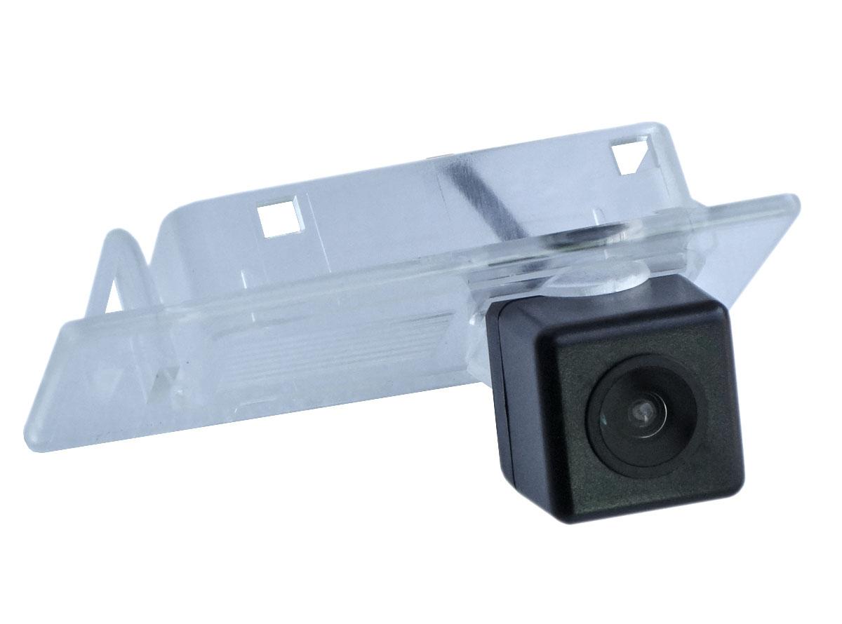 Штатная камера заднего вида SWAT VDC-412 Solaris sedan, Elantra, KIA Cerato III, Ceed Universal