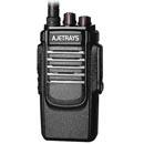 Портативная рация AjetRays AJ-546AjetRays<br>Работает на частотах 136-174 МГц, 400-470 МГц (VHF/UHF). 960 каналов памяти. Рация обеспечивает отличное качество связи. Данная модель обладает множеством функций, такие как функция скремблирования, VOX функция, Wide/Narrow режимы, сигнал SOS. Благодаря программируемым кнопкам можно настроить функции, которые используются чаще всего.