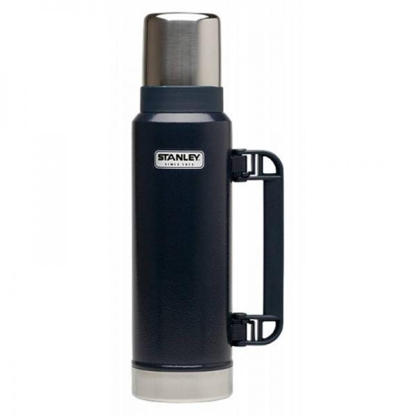 Термос Stanley Classic Vac Bottle Hertiage (1.3л) синий