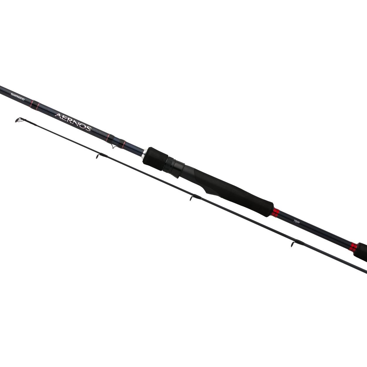 Удилище спиннинговое SHIMANO AERNOS AX SPIN 9`0 XH (+ Леска в подарок!)