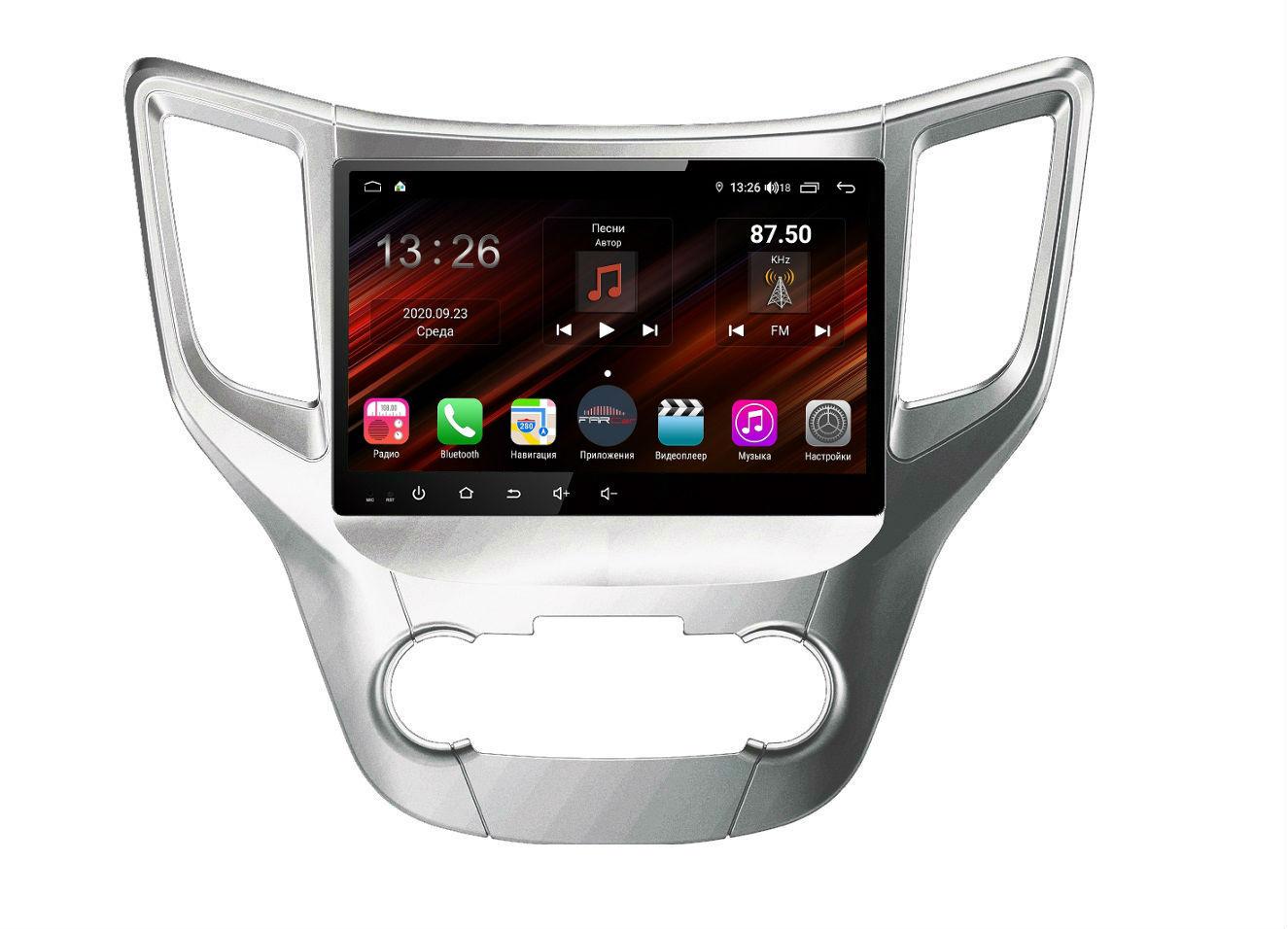 Штатная магнитола FarCar s400 Super HD для Changan на Android (XH1003R) (+ Камера заднего вида в подарок!)