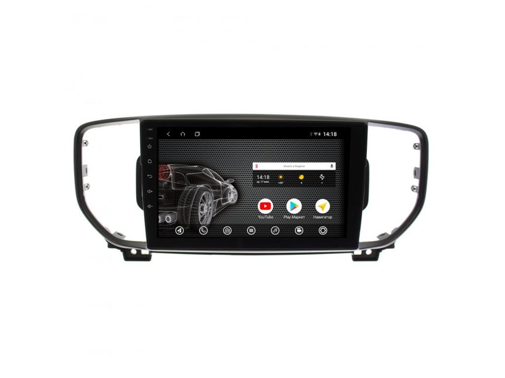 Головное устройство vomi ST2811-T3 для Kia Sportage 2016-2018 (+ Камера заднего вида в подарок!)