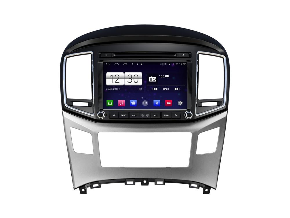 Штатная магнитола FarCar s160 для Hyundai H1 на Android (m586)