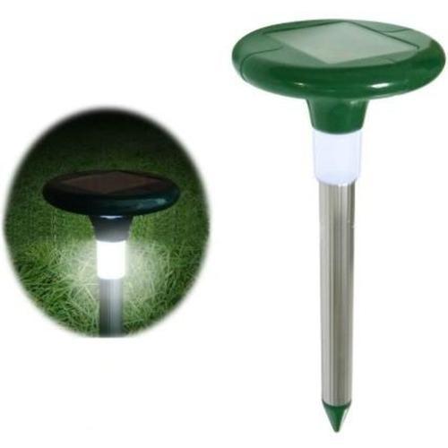 цена на Отпугиватель кротов, змей на солнечной батарее SITITEK Гром-Профи LED+ (700 м?)