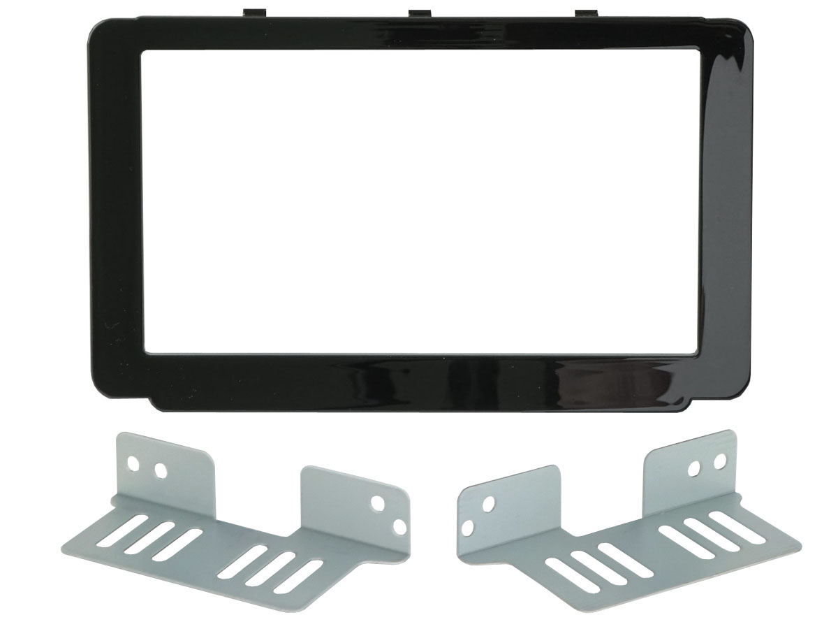 Переходная рамка Intro RTY-N57 для Toyota Hilux 2din