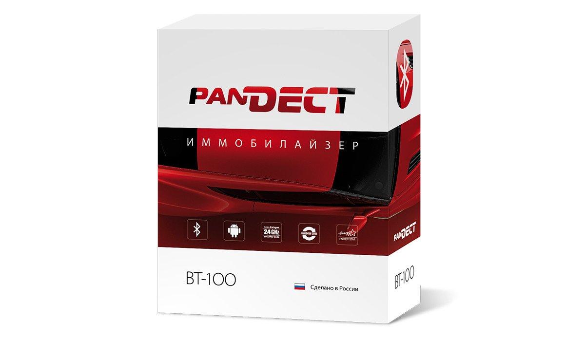 цена на Иммобилайзер Pandect BT-100