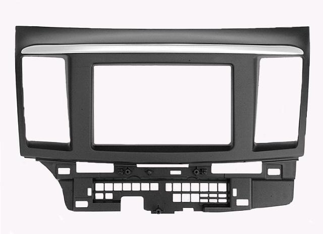 Переходная рамка Intro RMS-N07 для Mitsubishi Lancer 10 2DIN