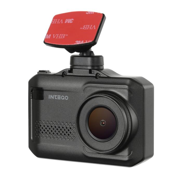 Видеорегистратор с радар-детектором и GPS модулем INTEGO VX-1100S (+ Антисептик-спрей для рук в подарок!)