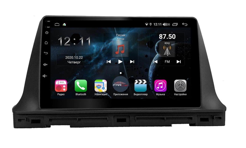 Штатная магнитола FarCar s400 для KIA Seltos на Android (H1221R) (+ Камера заднего вида в подарок!)