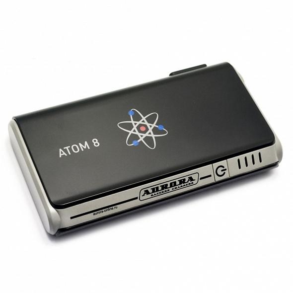 Мобильное пусковое устройство AURORA ATOM 8 8000 мА/ч (+ Power Bank в подарок!) устройство aurora atom 40