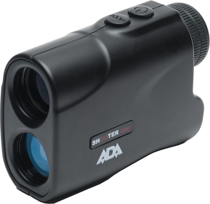 Фото - Дальномер лазерный ADA Shooter 400 (+ Салфетки из микрофибры в подарок) лазерный дальномер bushnell trophy xtreme салфетки из микрофибры в подарок