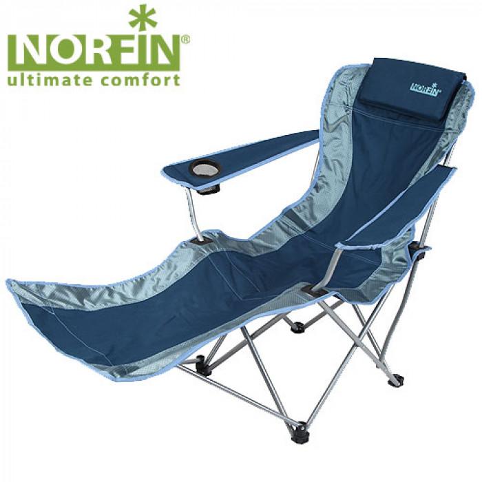 Кресло складное Norfin LARVIK NFL набор для пикника norfin eslov nfl 40105