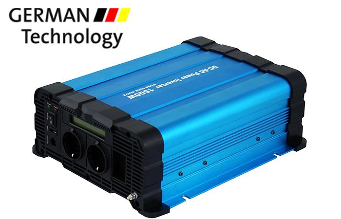 Синусоидальный инвертор AcmePower AP LS1500 (12В) (+ Автомобильные коврики в подарок!)