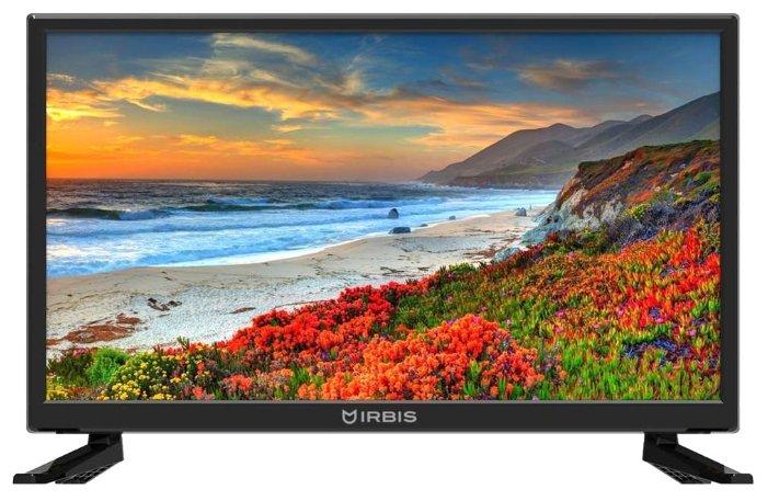 Фото - Телевизор IRBIS 20S30HA102B, 20, 1366x768, 16:9, Analog (PAL/SECAM), Input (AV RCAx2, USB, VGA, HDMI, PC audio), Output (3,5 mm), Black pal zileri пиджак