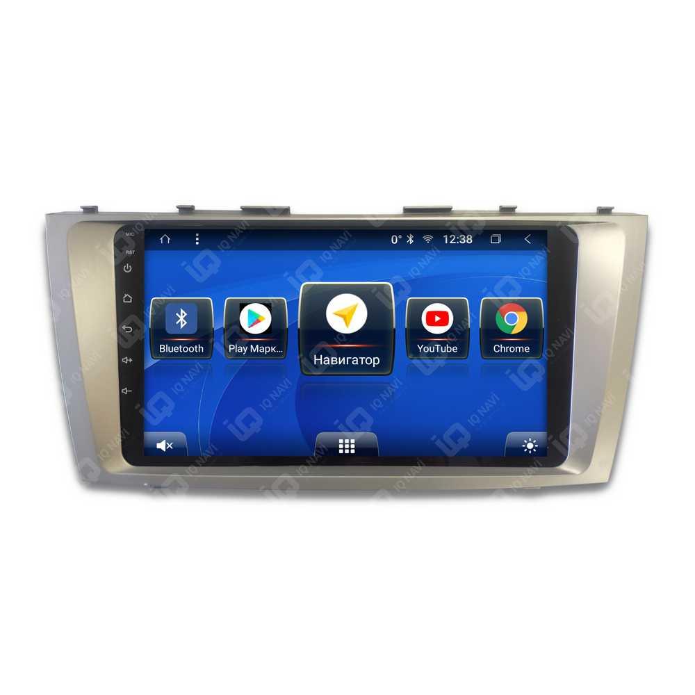 Автомагнитола IQ NAVI TS9-2902CFHD Toyota Camry (XV40) (2006-2011) 9