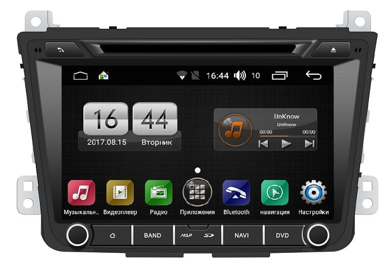 Штатная магнитола FarCar s170 для Hyundai Creta 2016+ на Android (L407) штатная магнитола farcar s170 для bmw e38 e39 e53 на android l707bs