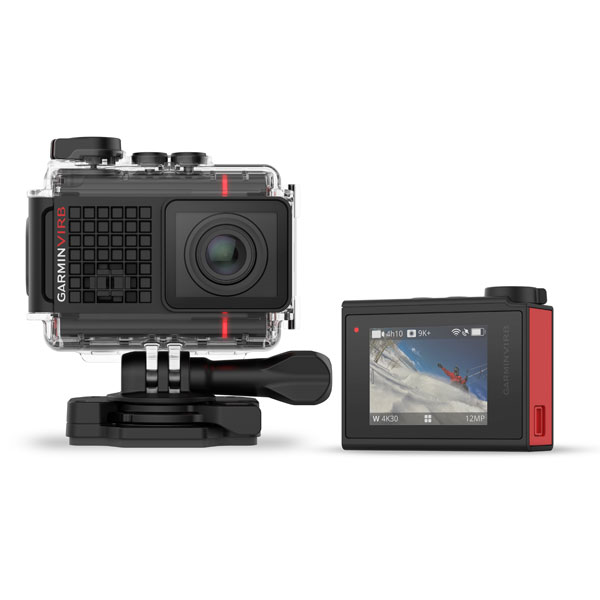 Экшен-камера Garmin Virb Ultra 30 4k c GPS и дисплеем