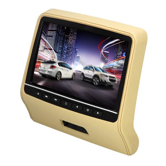 Автомобильный монитор FarCar Z010 (+ Двухканальные наушники в подарок!)