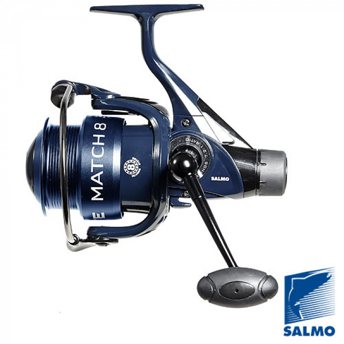 Катушка Salmo Elite MATCH 8 30RD катушка salmo sniper baitfeeder 1 3000br 2730br