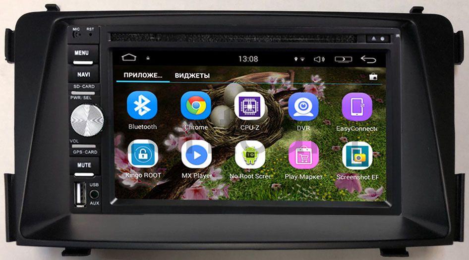 Штатная магнитола Hyundai i40 I 2012-2018 LeTrun 1958-RP-HDI45-65 на Android 5.1.1