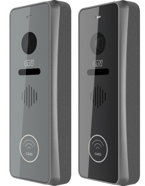 Вызывная панель для видеодомофонов CTV-D4002EM (графит) вызывная панель для видеодомофонов ctv d4002em серебристый