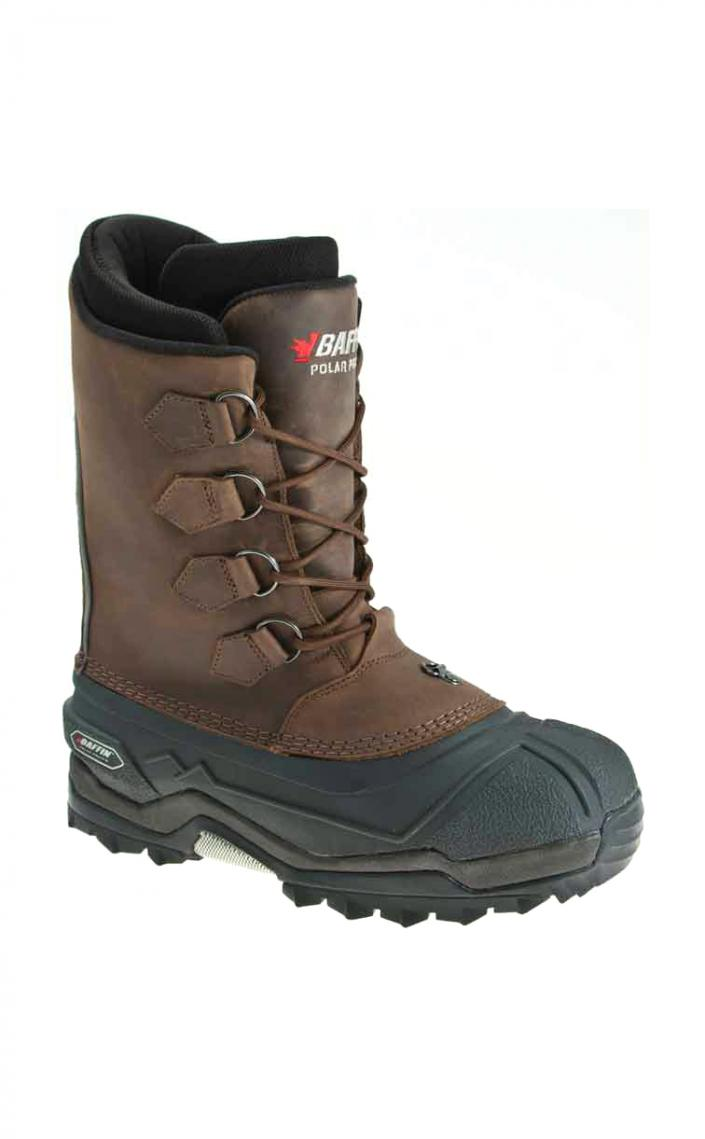 Ботинки Baffin Control Max Worn Brown р.39