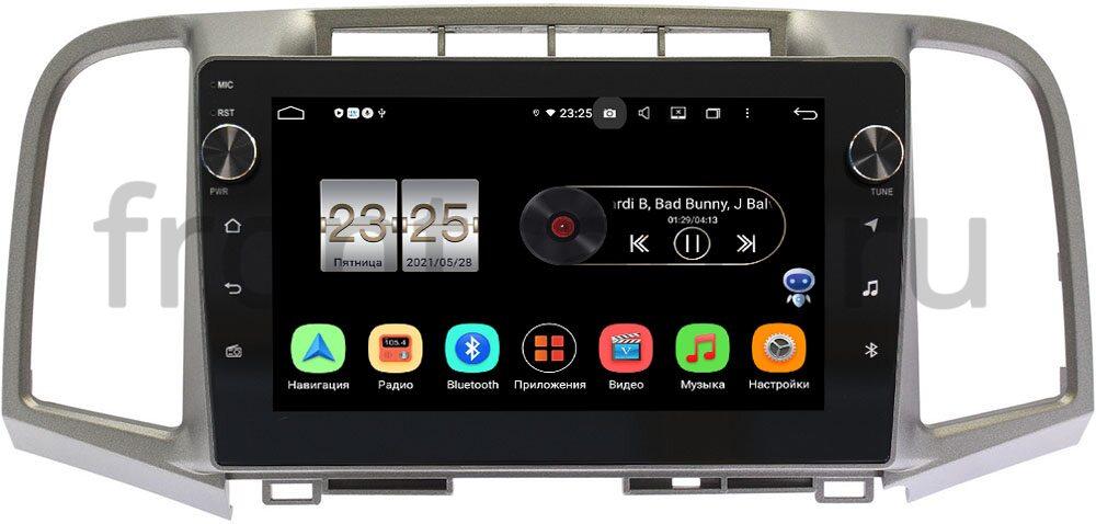 Штатная магнитола Toyota Venza 2009-2017 (с JBL) LeTrun BPX409-9359 на Android 10 (4/32, DSP, IPS, с голосовым ассистентом, с крутилками) (+ Камера заднего вида в подарок!)