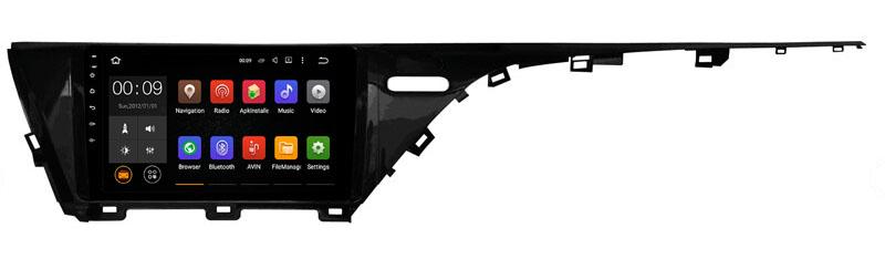 Штатная магнитола Roximo 4G RX-1128 для Toyota Camry v70 High (+ Камера заднего вида в подарок!)