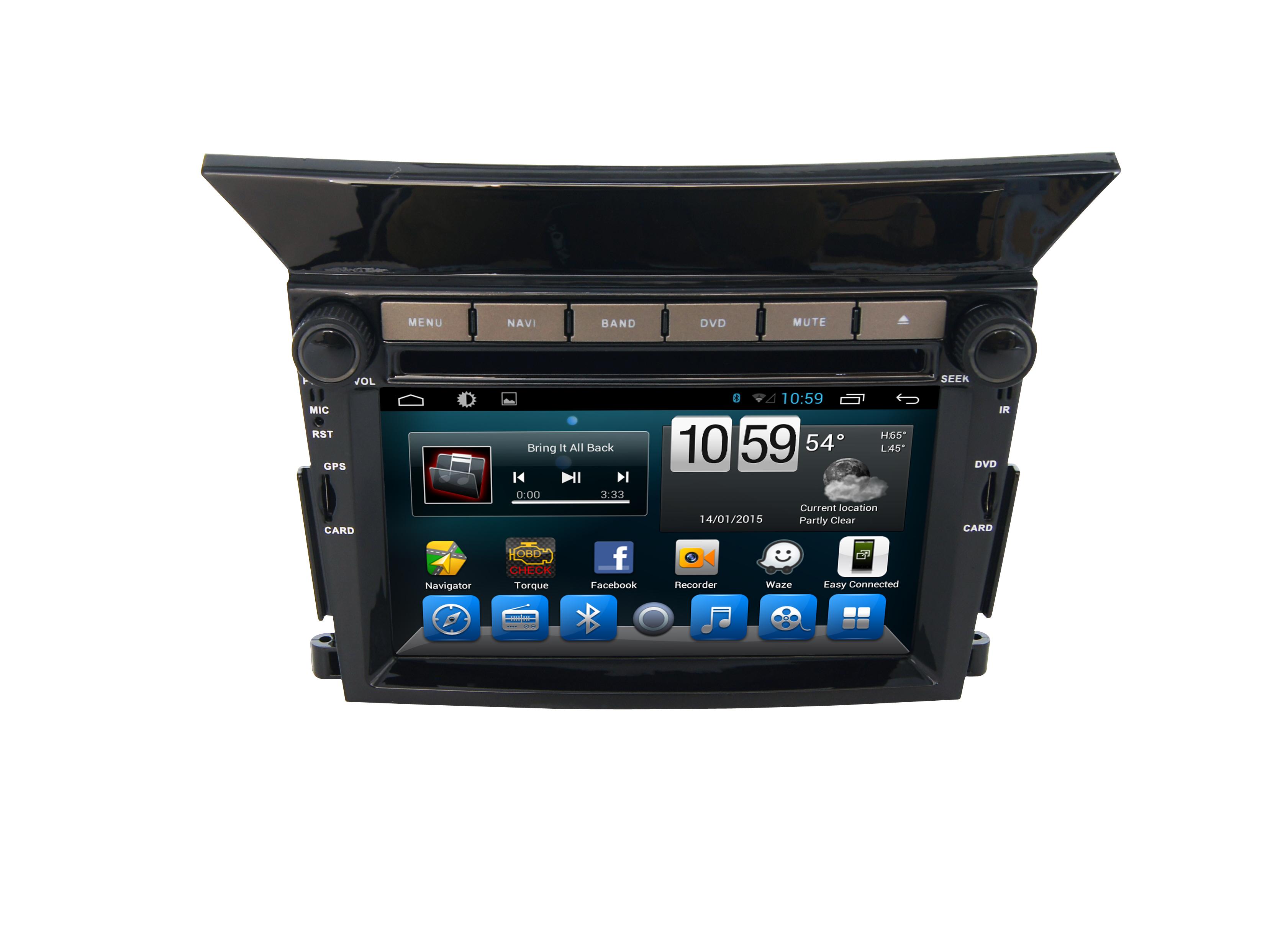 Штатная магнитола CARMEDIA KR-6225-T8 для Honda Pilot 2008-2015 Android 7.1.2 штатная магнитола carmedia dabt 3706 dvd honda pilot 2008 2015