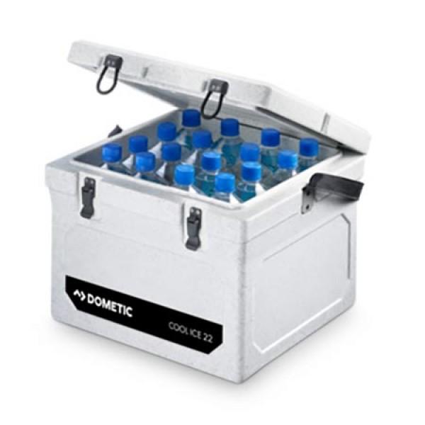 Термоконтейнер Dometic Cool-Ice WCI-22 (22 л, плечевой ремень) автохолодильники dometic автохолодильник термоэлектрический dometic bordbar