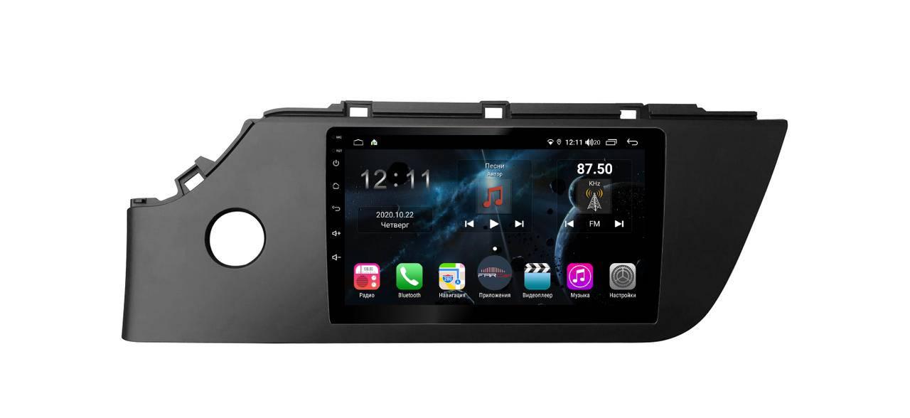 Штатная магнитола FarCar s400 для KIA Rio на Android (H1253R) (+ Камера заднего вида в подарок!)