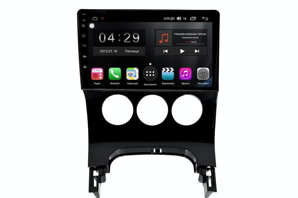 Штатная магнитола FarCar s300-SIM 4G для Peugeot 3008/5008 на Android (RG197R) (+ Камера заднего вида в подарок!)