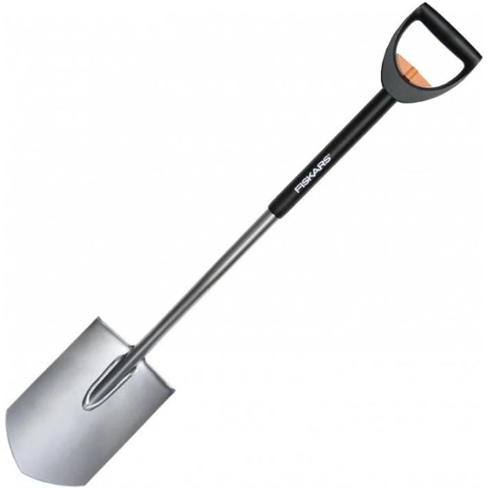 Лопата телескопическая штыковая Fiskars SmartFit