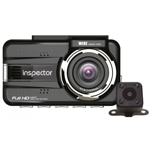 Видеорегистратор Inspector OCTOPUS (2 камеры FHD)