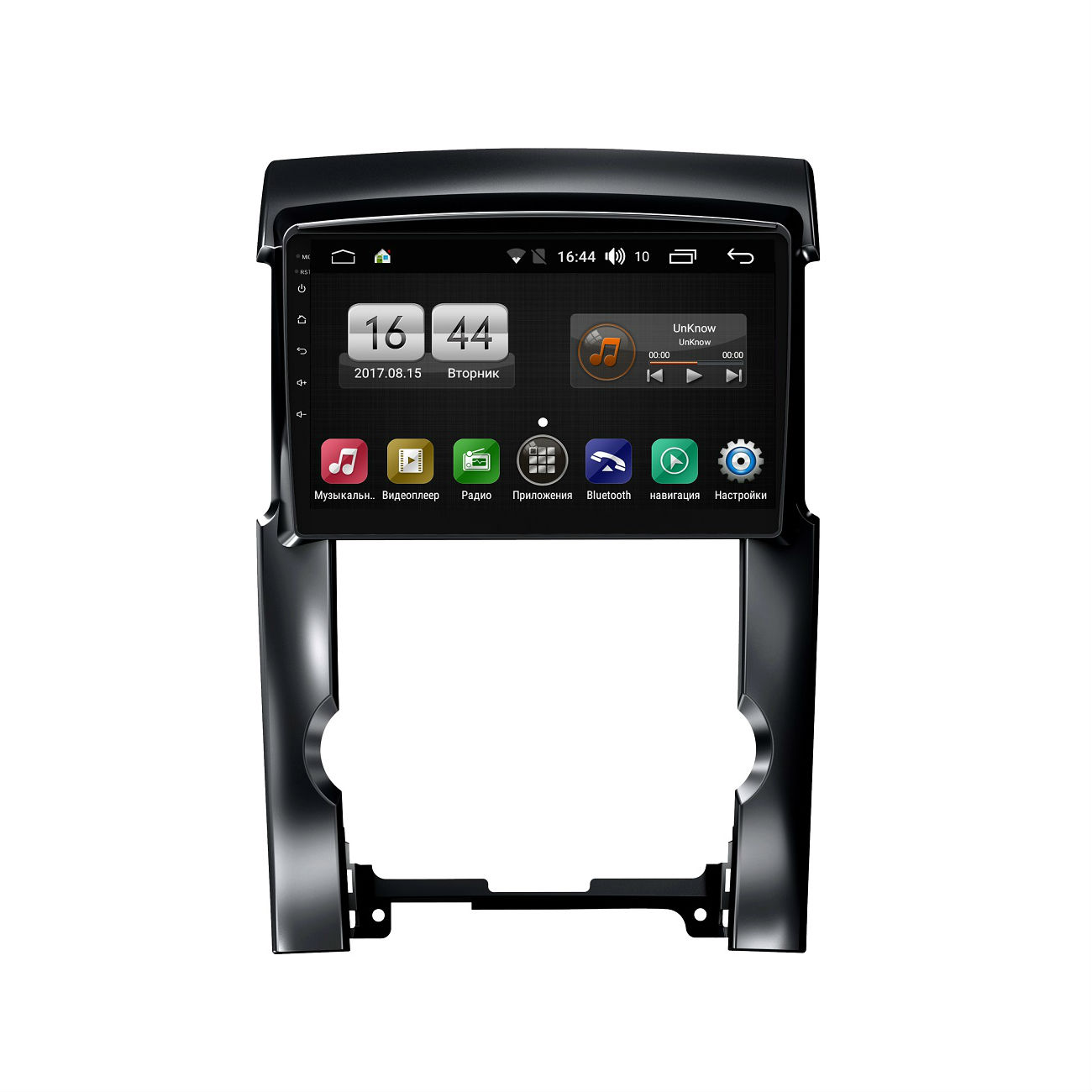 Штатная магнитола FarCar s185 для KIA Sorento 2010-2012 на Android (LY041R) (+ Камера заднего вида в подарок!)
