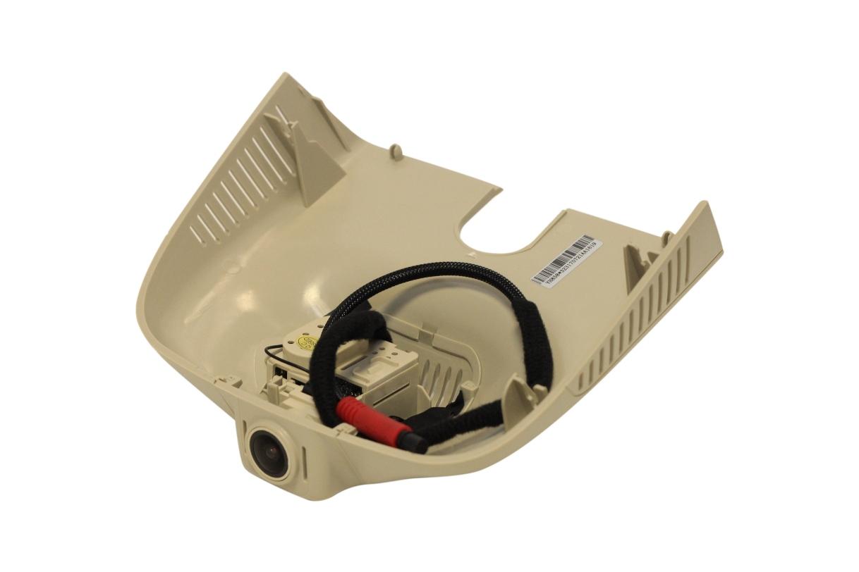 Видеорегистратор в штатное место Redpower DVR-MBML-N (кремовый) для Mercedes ML и Gl 2011+