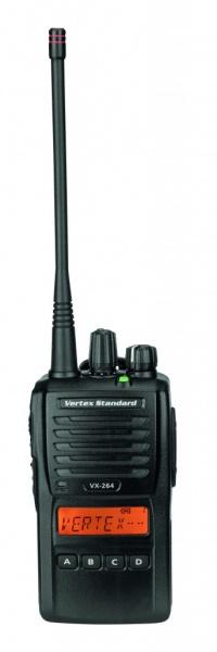 Профессиональная рация Vertex VX-264 профессиональная портативная рация icom ic f2000