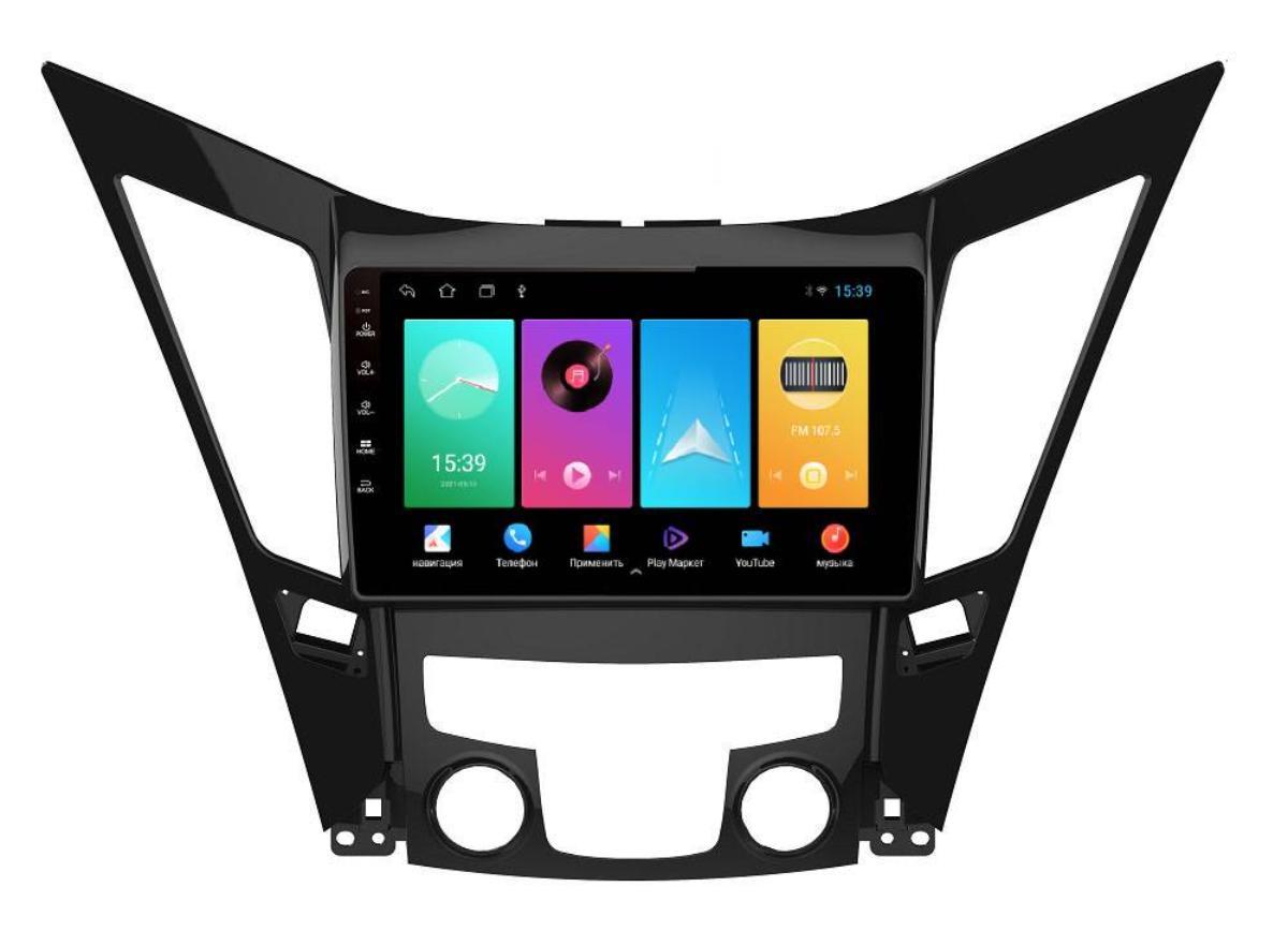 Штатная магнитола FarCar для Hyundai Sonata 2011+ на Android (D794M)