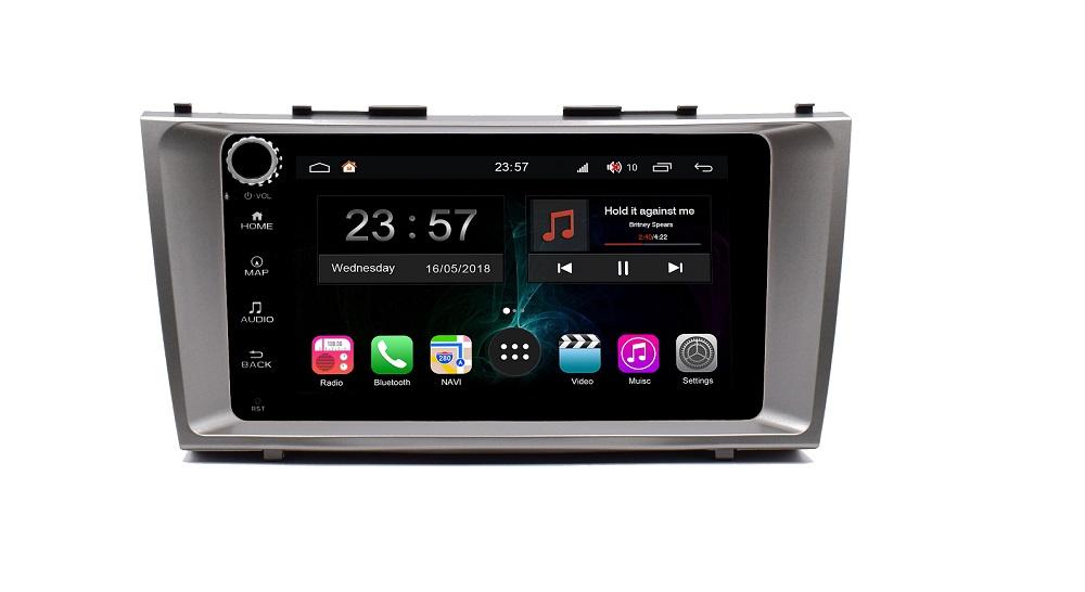 Штатная магнитола FarCar s300-SIM 4G для Toyota Camry на Android (RG1171RB) (+ Камера заднего вида в подарок!)