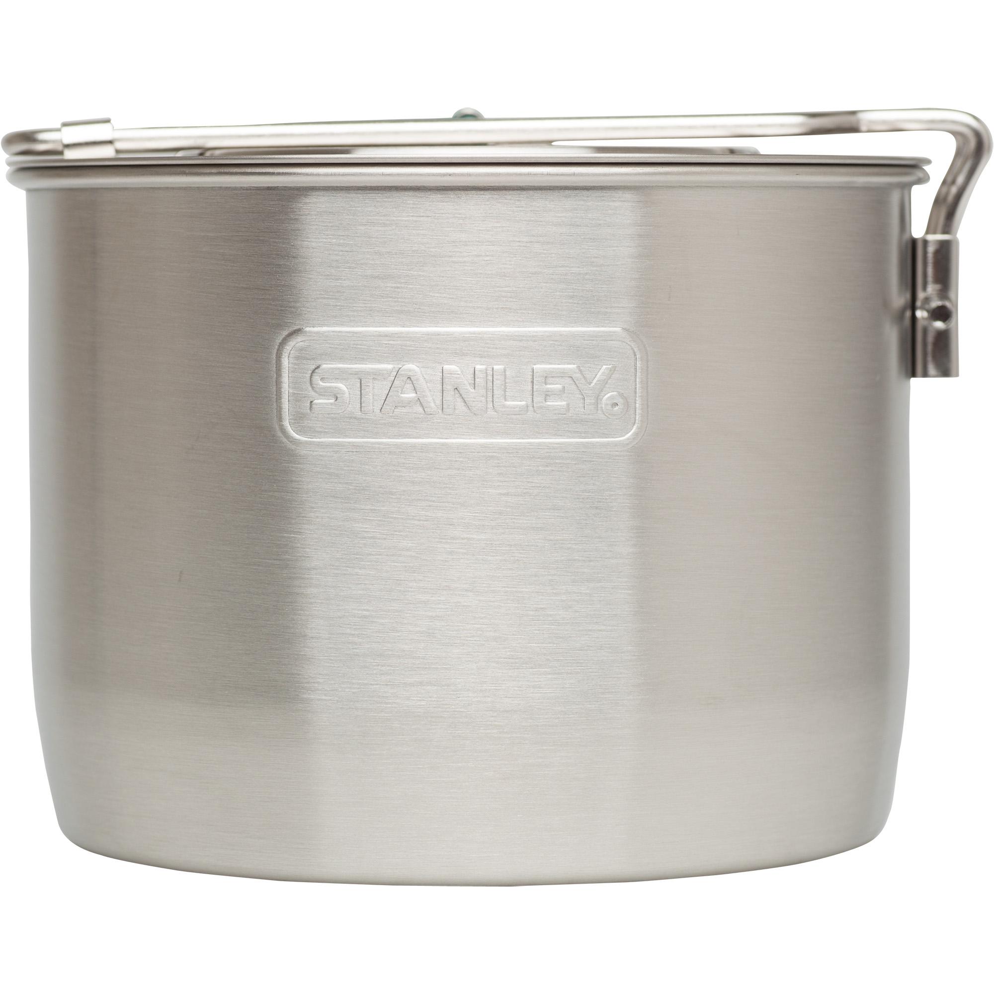 Набор походной посуды STANLEY Adventure Стальной 0,95L/0,38L/0,04L