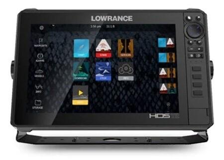 Картплоттер-эхолот Lowrance HDS-12 LIVE с датчиком Active Imaging 3-in-1 (ROW) (+ Леска в подарок!)