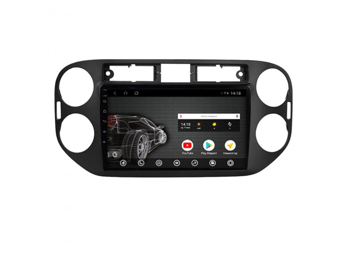 Головное устройство vomi ST2855-T3 для Volkswagen Tiguan 2011-2017 (+ Камера заднего вида в подарок!)